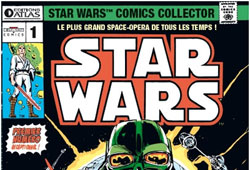 Star Wars Comics Collector #1
