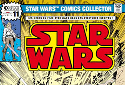 Star Wars Comics Collector #11