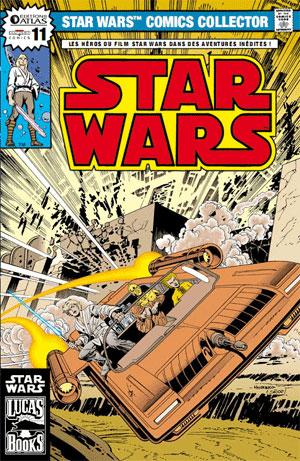 Star Wars Comics Collector #11