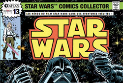 Star Wars Comics Collector #13