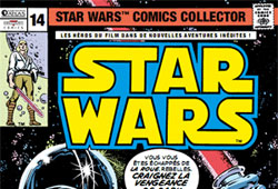 Star Wars Comics Collector #14