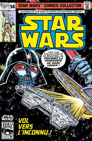 Star Wars Comics Collector #14