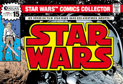 Star Wars Comics Collector #15