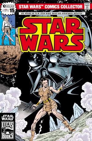 Star Wars Comics Collector #15