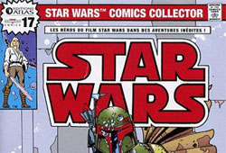 Star Wars Comics Collector #17