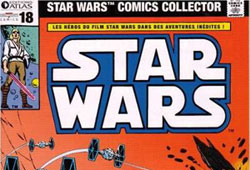 Star Wars Comics Collector #18