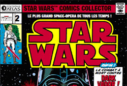 Star Wars Comics Collector #2