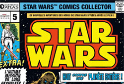 Star Wars Comics Collector #5