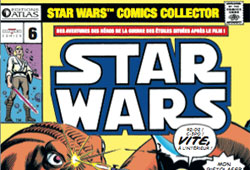 Star Wars Comics Collector #6