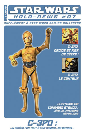 Star Wars Comics Collector #7