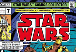 Star Wars Comics Collector #7