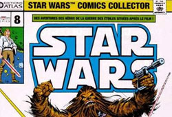 Star Wars Comics Collector #8