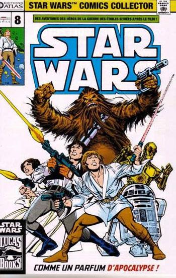 Star Wars Comics Collector #8