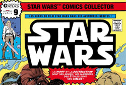 Star Wars Comics Collector #9