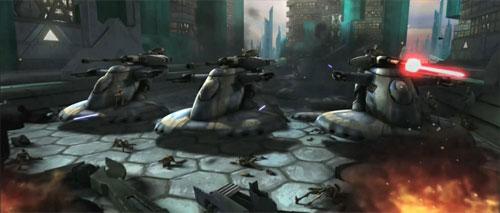 The Clone Wars - Film