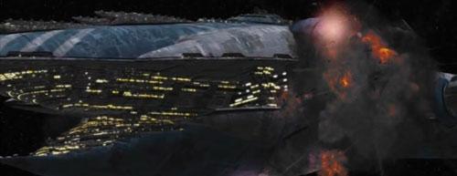 The Clone Wars S01E03 - L'Ombre du Malveillant