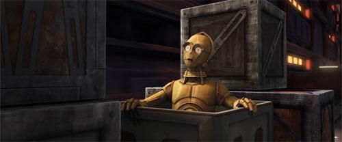 The Clone Wars S01E04 - Détruisez le Malveillant