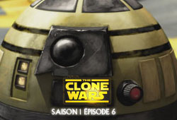 The Clone Wars S01E06 - La Chute du droïde