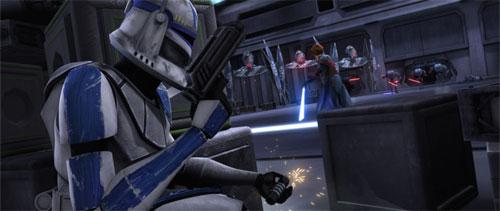 The Clone Wars S01E07 - Duel de droïdes
