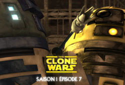 The Clone Wars S01E07 - Duel de droïdes