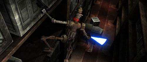 The Clone Wars S01E06 - La Chute du droïde