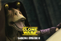The Clone Wars S01E08 - Jedi Bombad