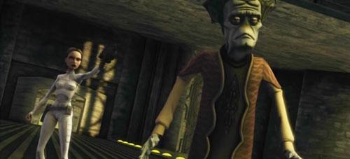 The Clone Wars S01E08 - Jedi Bombad