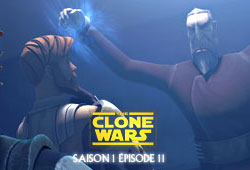 The Clone Wars S01E11 - La Capture de Dooku