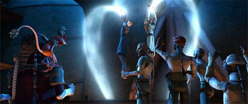 The Clone Wars S01E12 - Le Général gungan