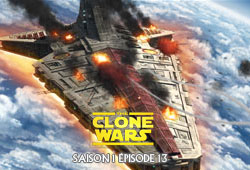 The Clone Wars S01E13 - Le Crash