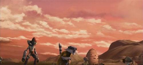The Clone Wars S01E14 - Les Défenseurs de la paix
