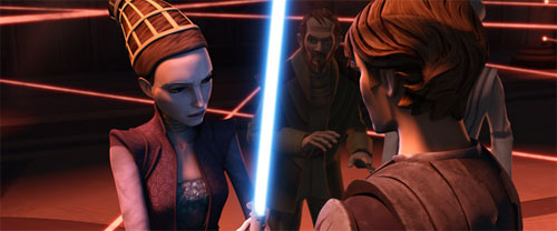 The Clone Wars S01E22 - Prise d'otage