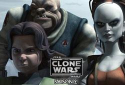 The Clone Wars - Saison 2