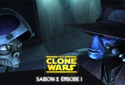 The Clone Wars S02E01 - Le Vol de l'holocron