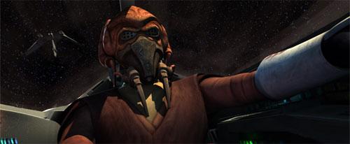 The Clone Wars S02E01 - Le Vol de l'holocron