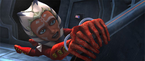 The Clone Wars S02E02 - La dangereuse cargaison