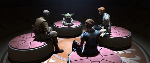 The Clone Wars S02E03 - Les enfants de la Force