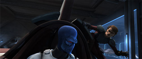 The Clone Wars S02E03 - Les enfants de la Force