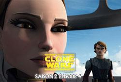 The Clone Wars S02E04 - Un espion au Sénat