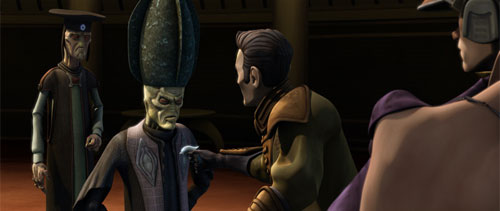 The Clone Wars S02E04 - Un espion au Sénat
