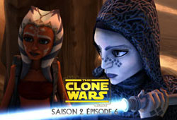 The Clone Wars S02E06 - L'usine d'armement