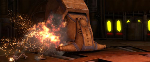 The Clone Wars S02E06 - L'usine d'armement