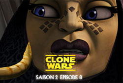 The Clone Wars S02E08 - Les vers parasites
