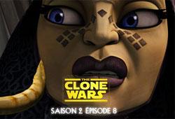 The Clone Wars S02E08 - Les vers parasites
