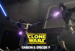 The Clone Wars S02E09 - L'intrigue de Grievous