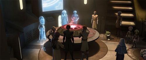 The Clone Wars S02E09 - L'intrigue de Grievous