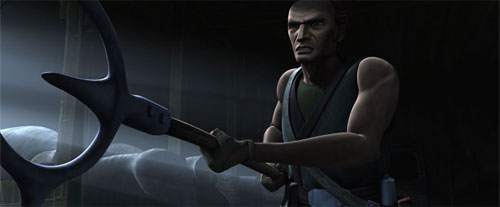 The Clone Wars S02E10 - Le déserteur