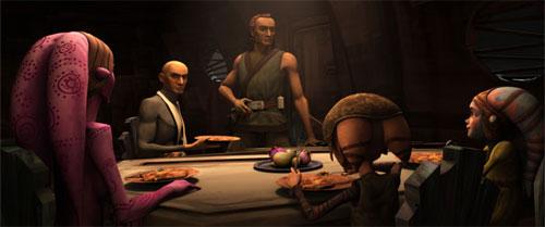 The Clone Wars S02E10 - Le déserteur