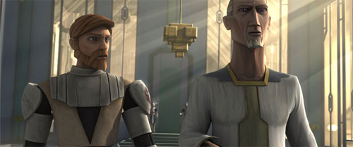 The Clone Wars S02E12 - Le complot de Mandalore