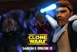 The Clone Wars S02E13 - Le voyage de la tentation